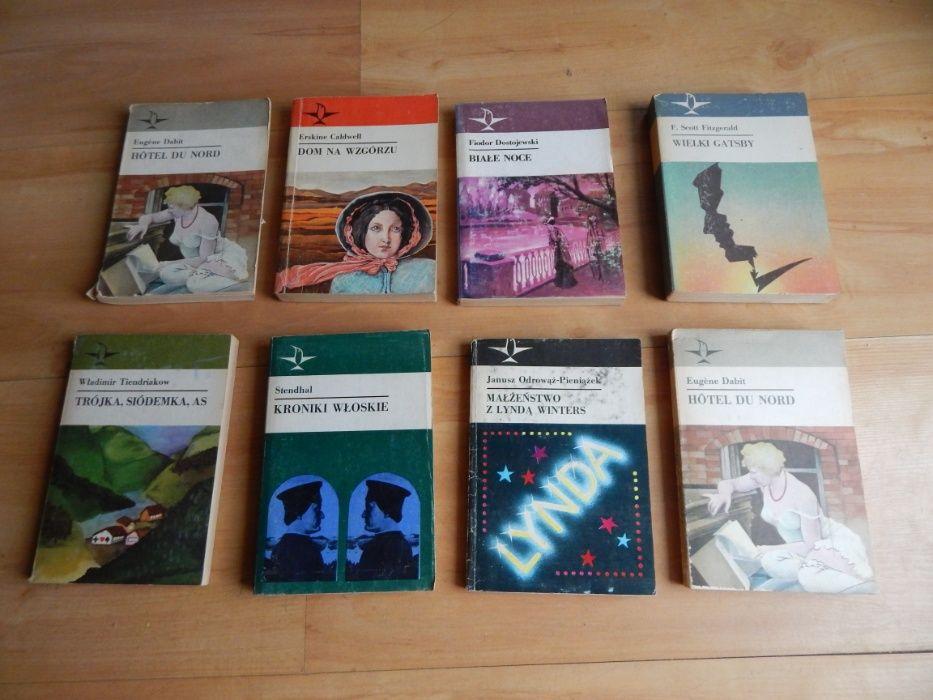 Książki z serii Koliber - 8 sztuk Rypin - image 1
