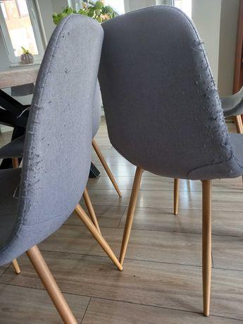 Krzesła Jysk 7 szt