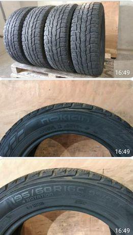 Шини  зимові (цешка) для авто Fiat Doblo R16 195/60