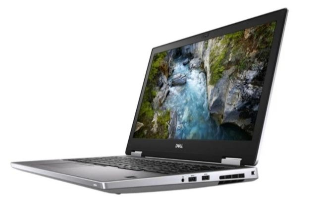 "Laptop Dell Precision 7540 15,6""uHDi9-9980HK64GB2*1TB ssd rtx w 10pro"