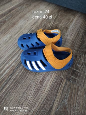 Sandały chłopięce Adidas