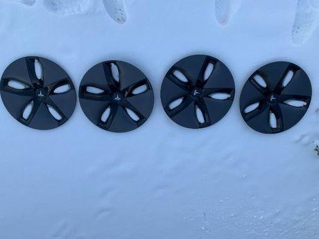 tesla mode 3 aero аэро колпаки накладки на диски r18 р18