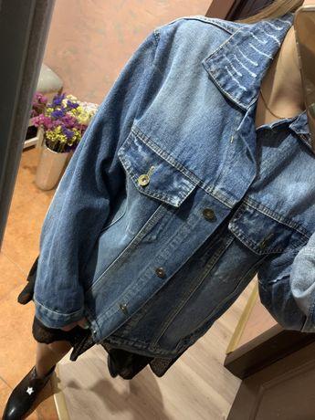 Новая джинсовка!