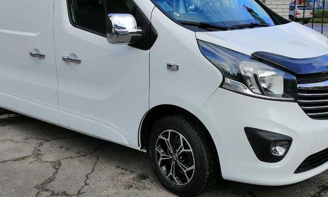 Renault Trafic_ Opel Vivaro_ диски R16