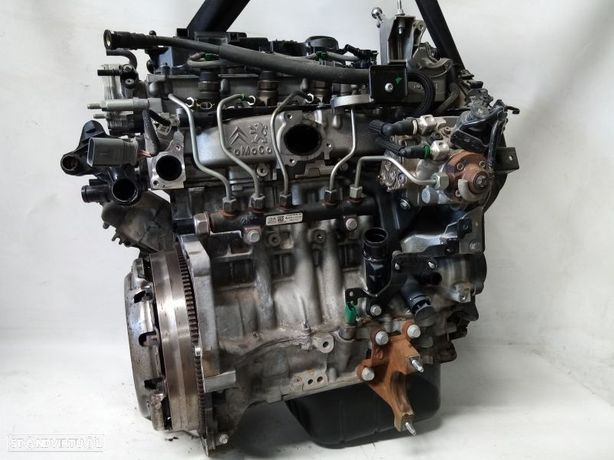 Motor Completo Ford Transit Courier B460 Caixa