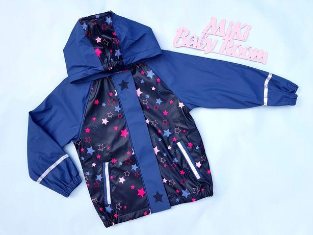 Куртка грязепруф на флисе штаны Lupilu размер 110/116см (4-6лет)