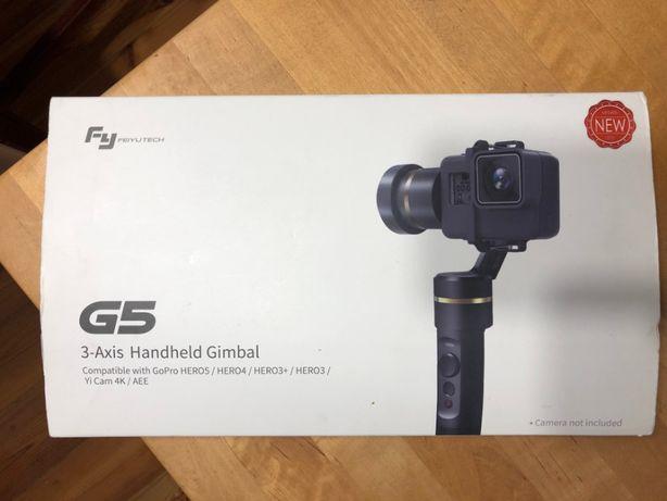 Gimbal Feiyu Tech G5 - super stan, jak nowy