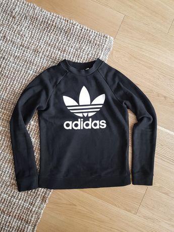 Czarna bluza ADIDAS 36