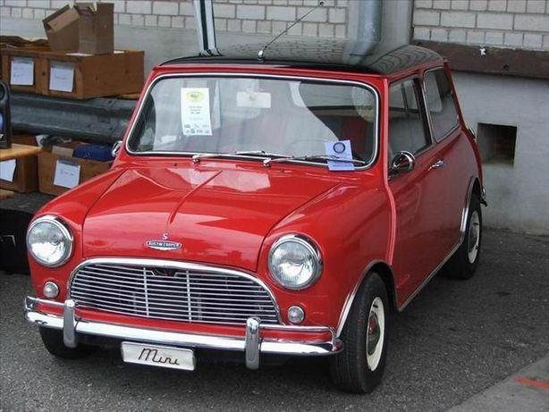 Koła Mini Austin Morris ATS 12 cali 5x12 SUPER STAN jaś fasola 1964