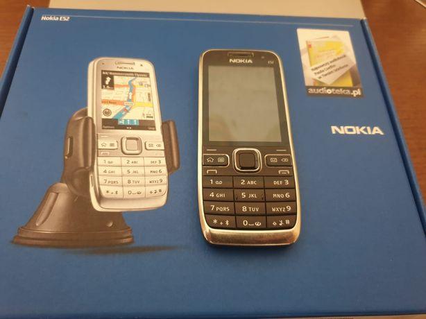 Nokia E52, 100% sprawna, pełen komplet