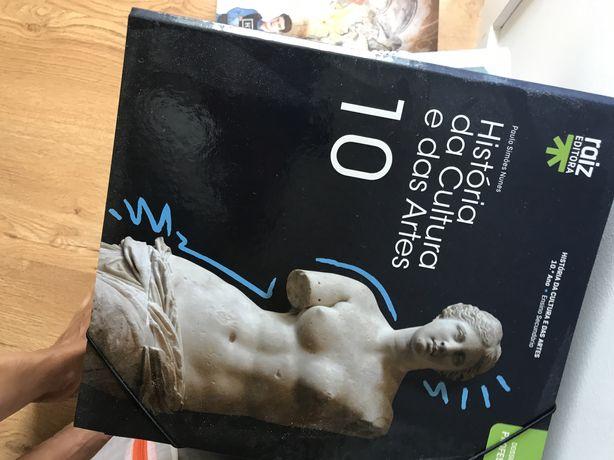 Explicaçoes de História e de História da Cultura e das Artes