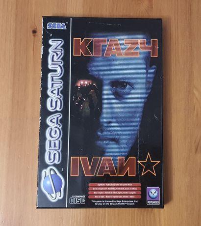 Krazy Ivan - Sega Saturn 3xA