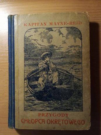 M. Reid - Przygody chłopca okrętowego (przygodowa )
