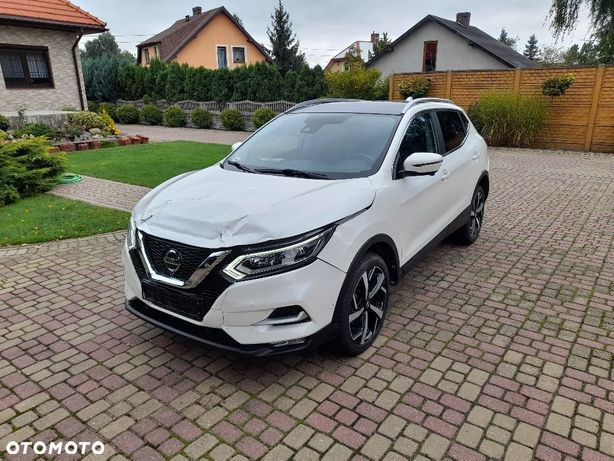 Nissan Qashqai Polski Salon Tekna+ Xtronic 4x4 Full Led