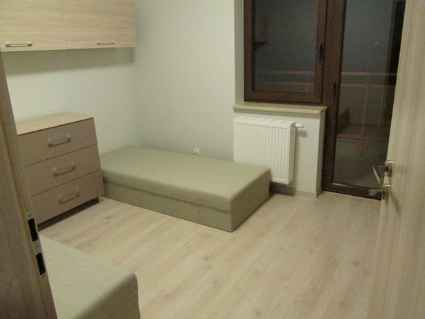 Wynajmę pokój jedno-dwuosobowy w mieszkaniu studenckim.
