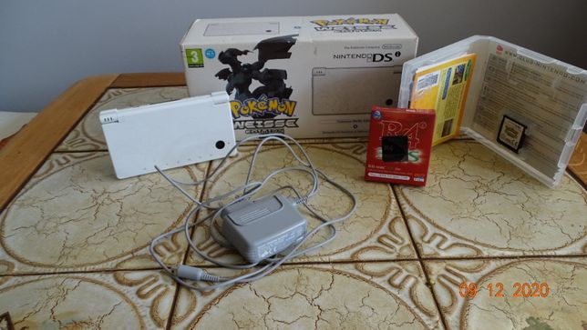 Nintendo Dsi Limited Edition Pokemon White