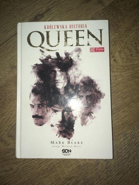 "Mark Blake ""Królewska historia: Queen"""