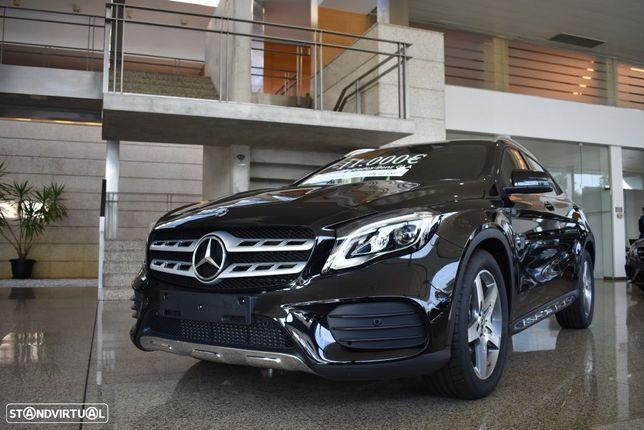 Mercedes-Benz GLA 200 d Aut.