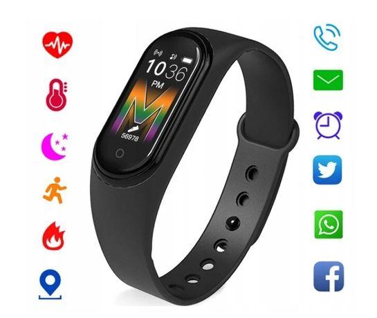Opaska sportowa M5 Smartband zegarek