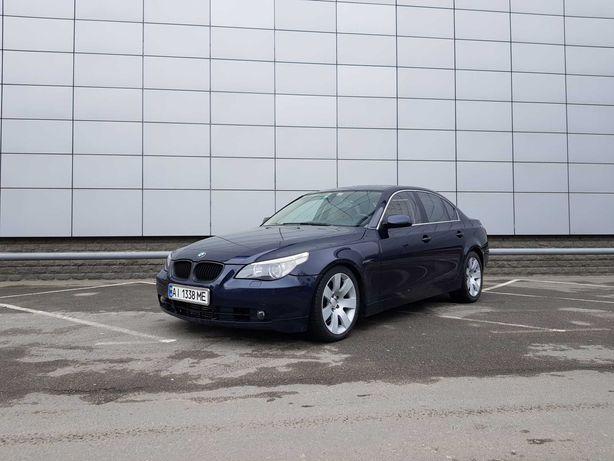 BMW e60 3.0d 2004