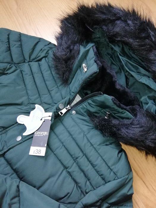 Зимове пальто з штучним наповнювачем Золотоноша - изображение 1