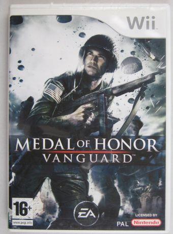 MEDAL OF HONOR Vanguard - Nintendo Wii