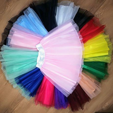 Фатиновая юбка пачка из фатина , до 20 цветов в наличии ОПТ/Розница