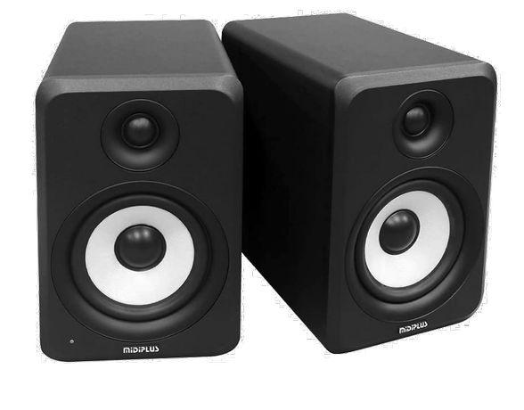 Monitory aktywne- 5 cali (głośnik niskotowony), Bluetooth V 4.0