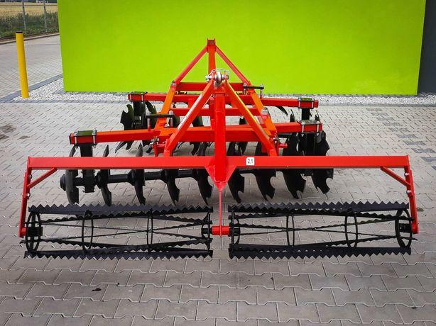 Talerze do ciągnika talerzówka STRUMYK V X 1.6m-3.15m brona talerzowa