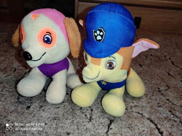 Мягкие игрушки Щенячий Патруль Набор