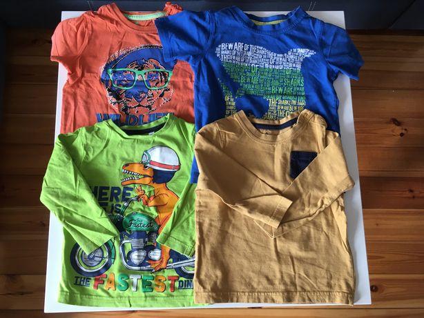Ubrania dla chłopca rozmiar 86 92 98