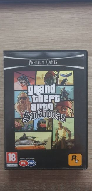 GTA Grand Theft Auto San Andreas PC