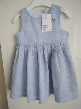 Nowa sukienka H&M 80