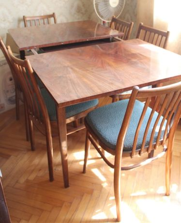 Продам мебельный гарнитур Б/У в хор.состоянии, Польша, в г.Бориcполь