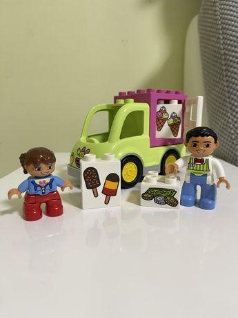 Эксклюзив! НОВЫЙ LEGO Duplo! ЛЕГО Дупло автомобиль машина фургон