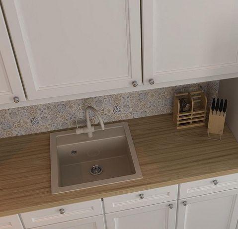 Кухонная гранитная мойка 9 цвета в ассортименте