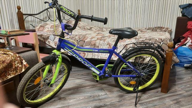 Детский двухколесный велосипед Profi 20д