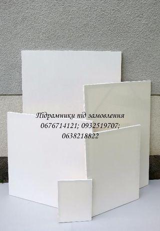 Полотно холст на підрамнику на подрамнике бавовна двунитка лен
