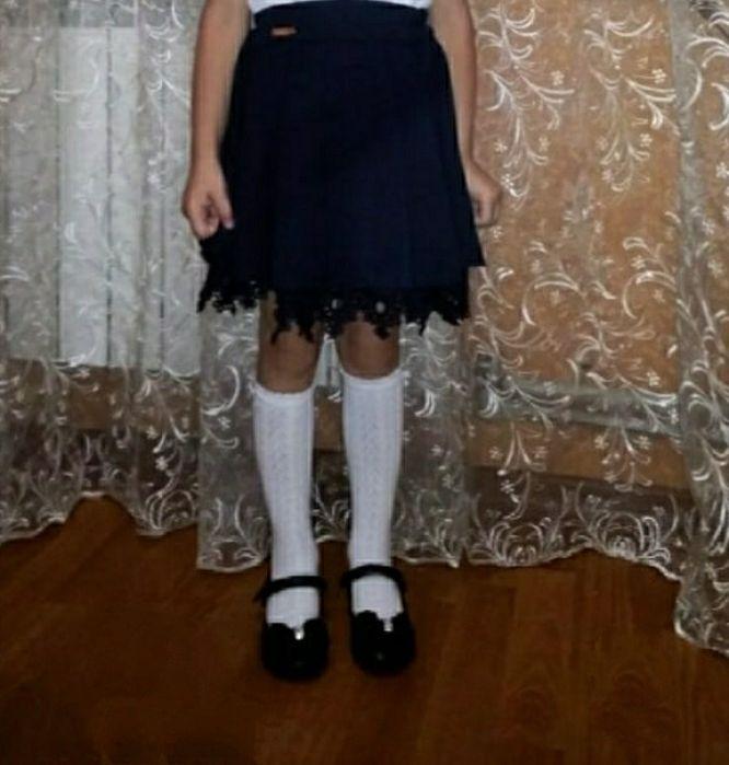 Юбка школьная на девочку Одесса - изображение 1