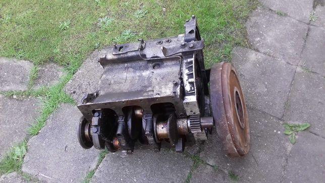 Silnik perkins bułgar blok wał koło zamachowe obudowa sprzęgła
