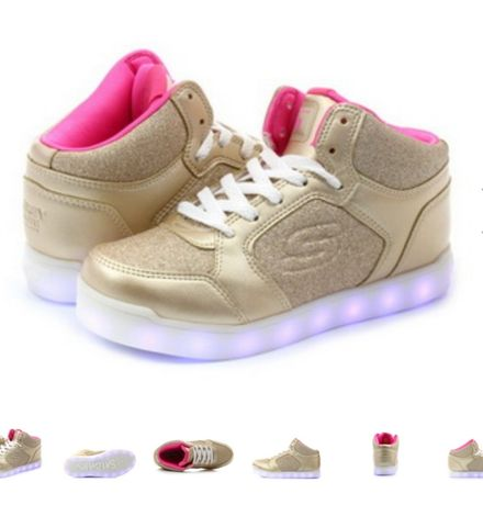 Skechers energy light