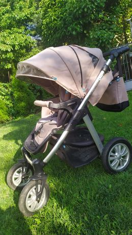 Wózek spacerówka gondola baby design