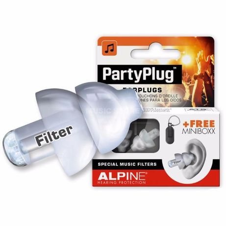 Alpine Party Plug Hearing Protection
