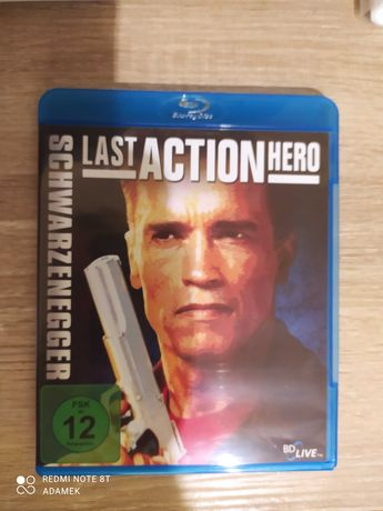 Bohater Ostatniej Akcji Blu ray