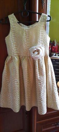 Сукня плаття  сарафан плаття 128 гарне