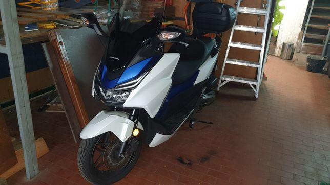 Honda forza 125 cc troco ou vendo