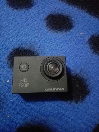 Uszkodzona kamera sportowa