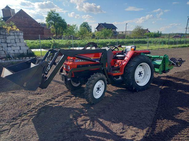 Usługi ogrodnicze glebogryzarką separacyjną, zakładanie trawników