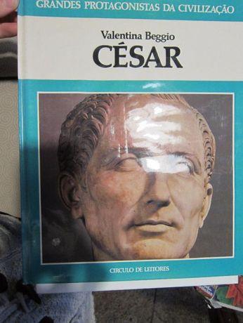 Grandes Protagonistas da Civilização - César