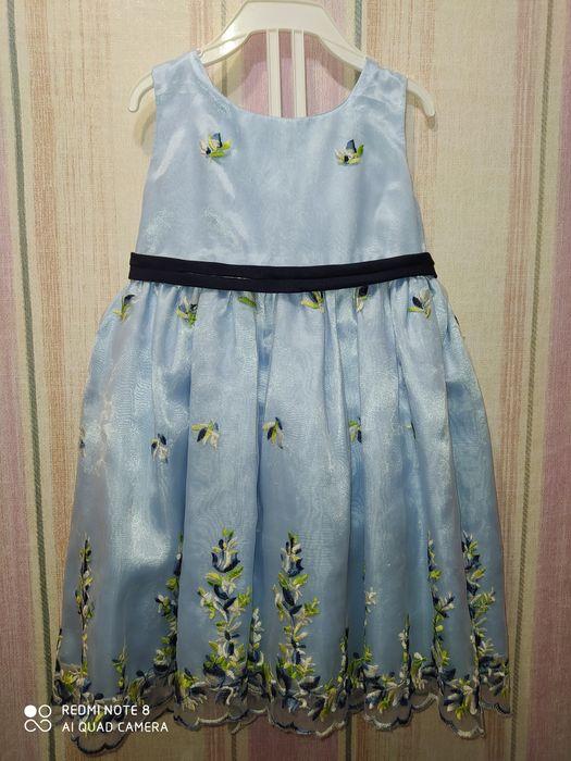 Нарядное красивое платье Донецк - изображение 1